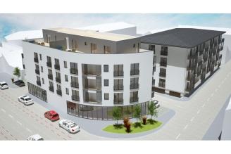 Start pentru un nou ansamblu rezidențial în Sibiu - Splendor Residence Sibiu